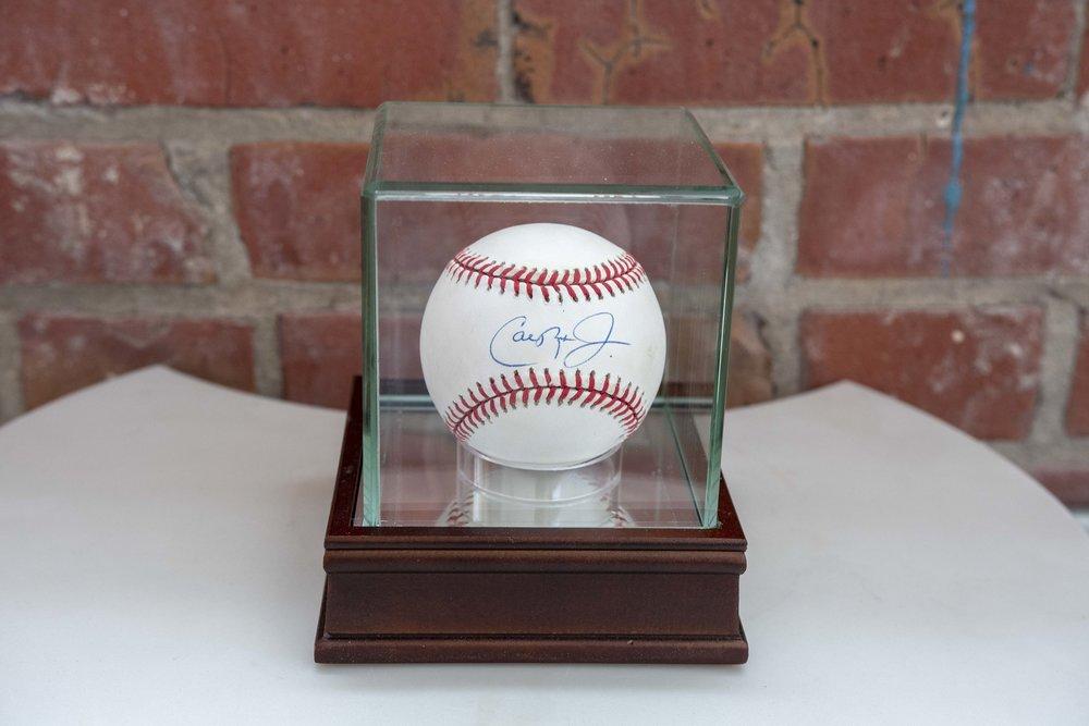 Cal Ripken Signed Baseball