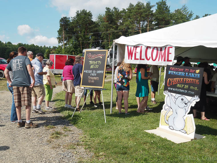 The annual Finger Lakes Cheese Festival will be held here at Sunset View Creamery on July 27, 2019 from 10 a.m. to 5 p.m. -