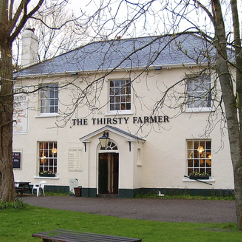The Thirsty Farmer - 1.5 miles