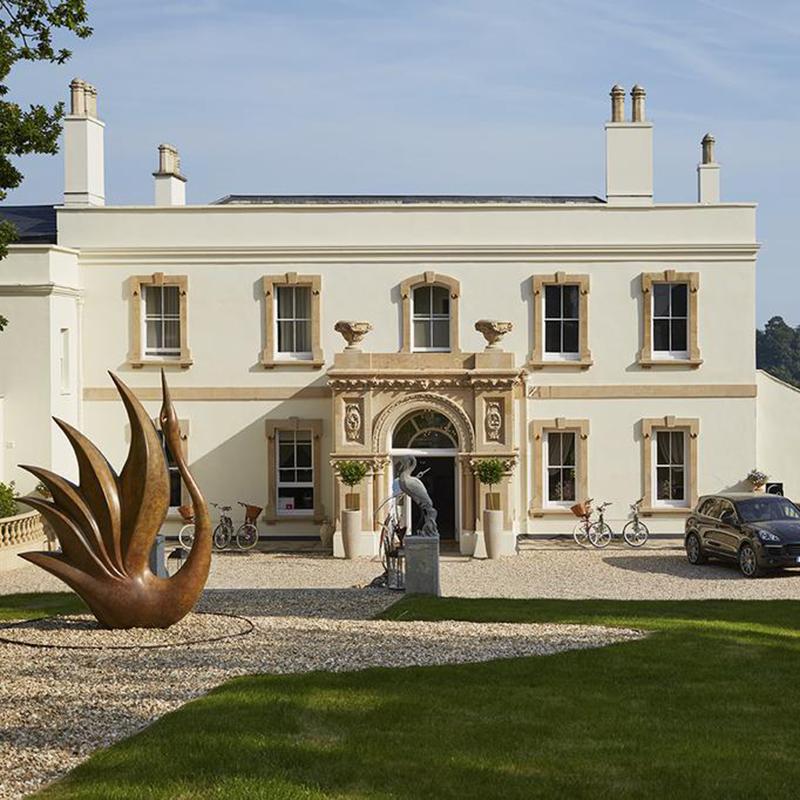 Lympstone Manor - 12 miles