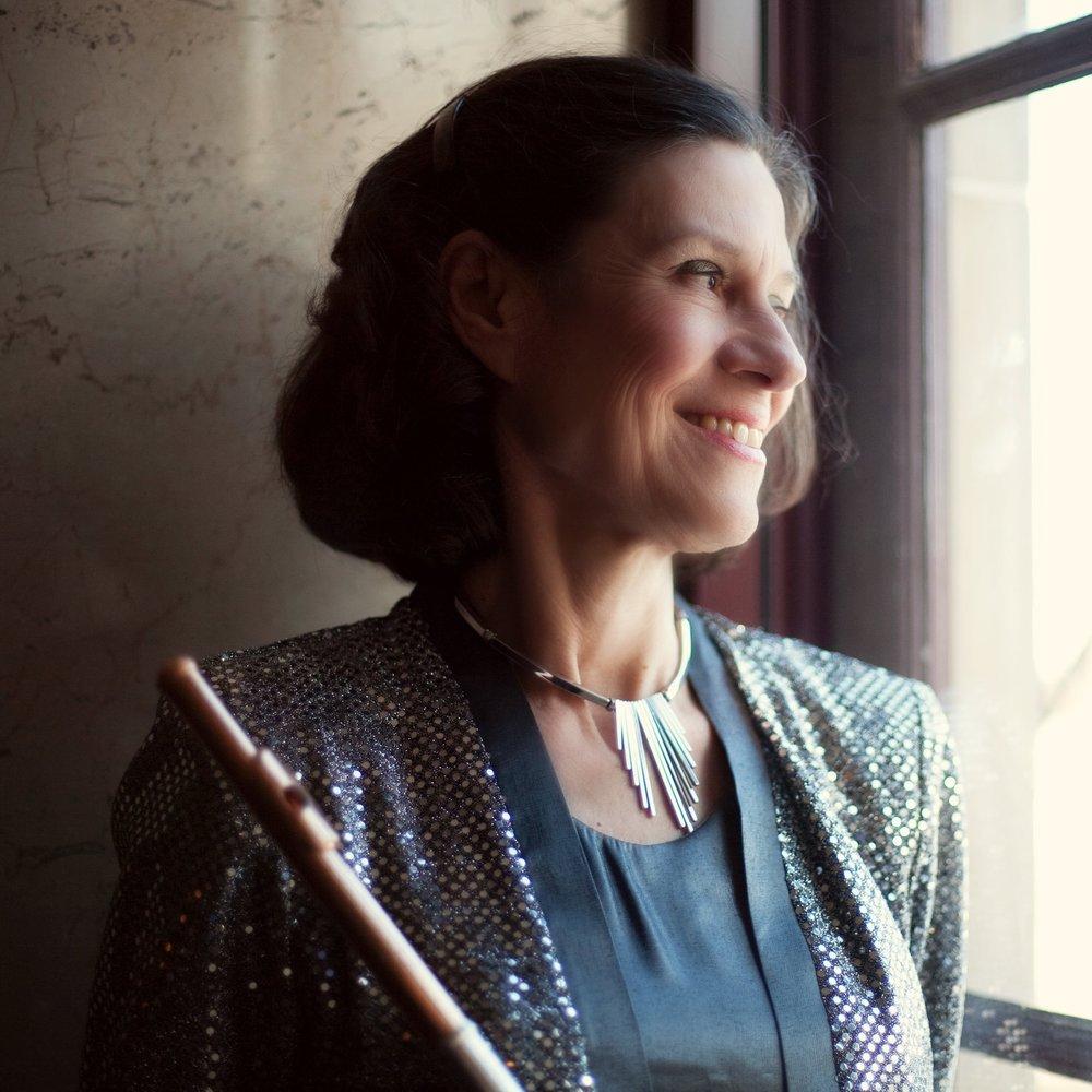 Bonita Boyd - Flutist/Educator