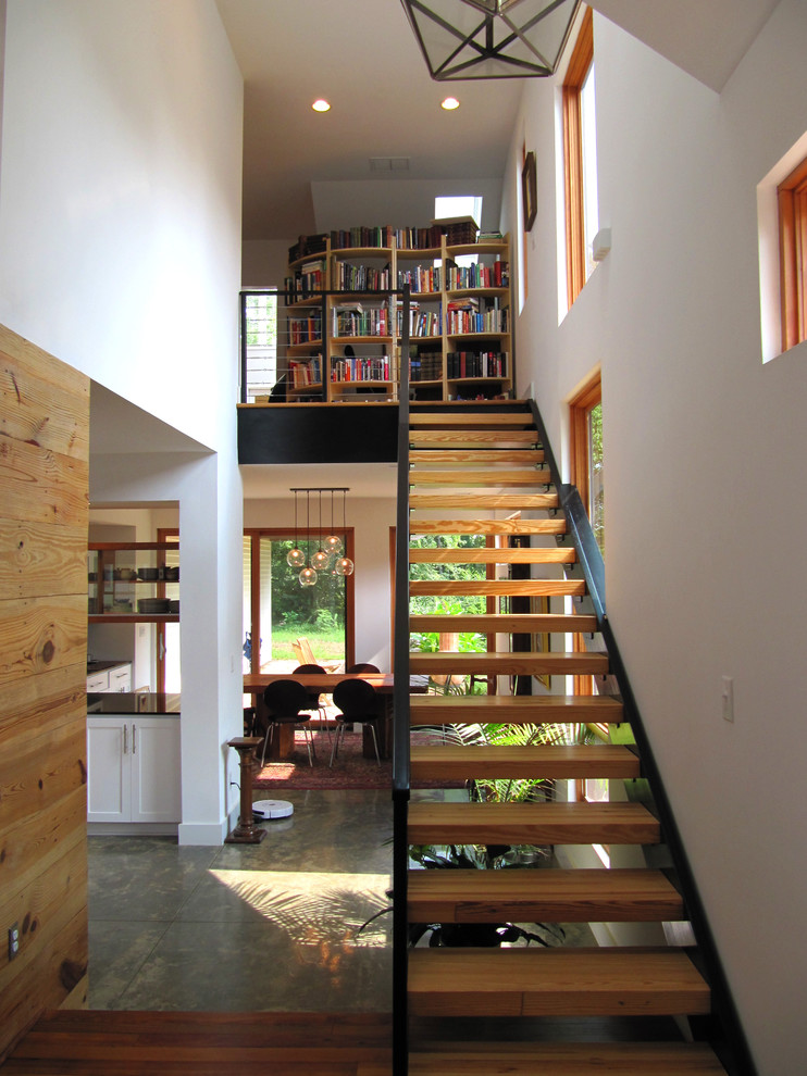 - Staircases