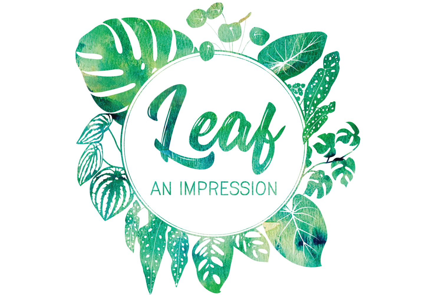 Leaf an Impression