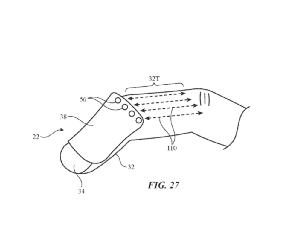 Apple patent application image [Source: United States Patent and Trademark Office]