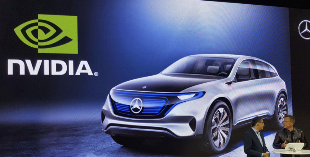 Mercedes-Benz and NVIDIA Announce Partnership for AI Car Technology