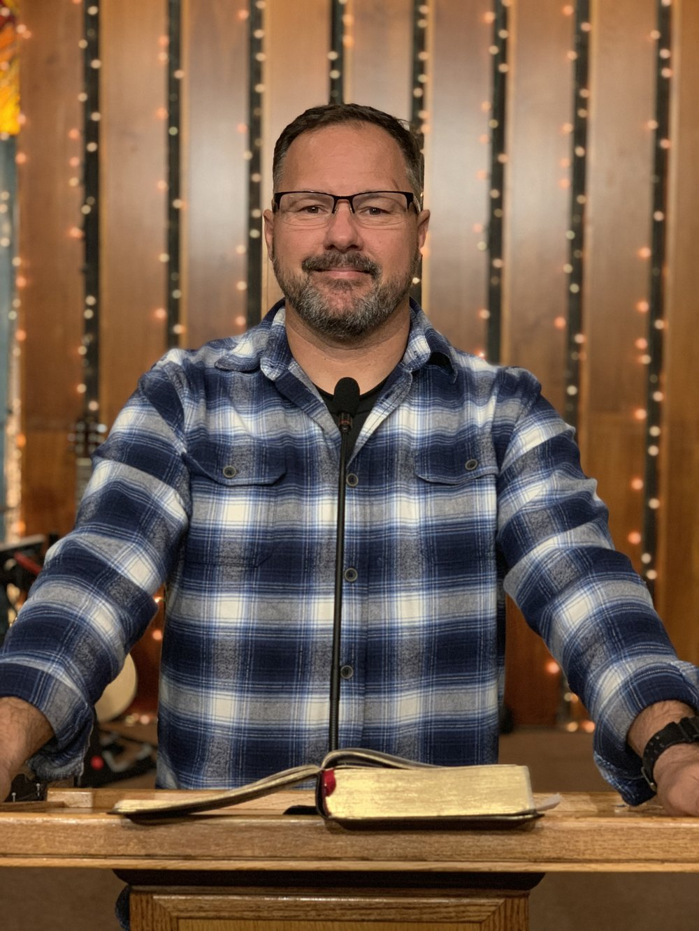 Dale Duvall - Lead Pastor