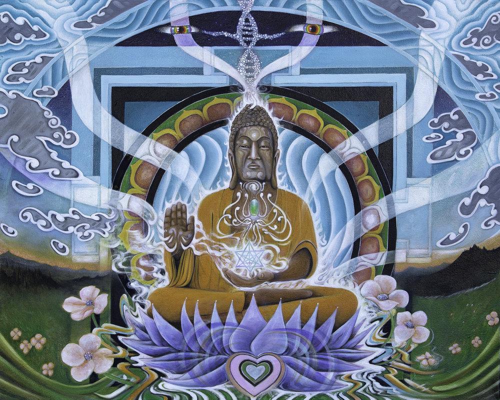 """""""Jewel in the Lotus"""""""