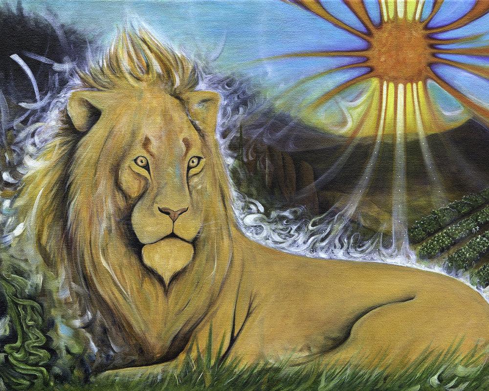 """My Lion"""