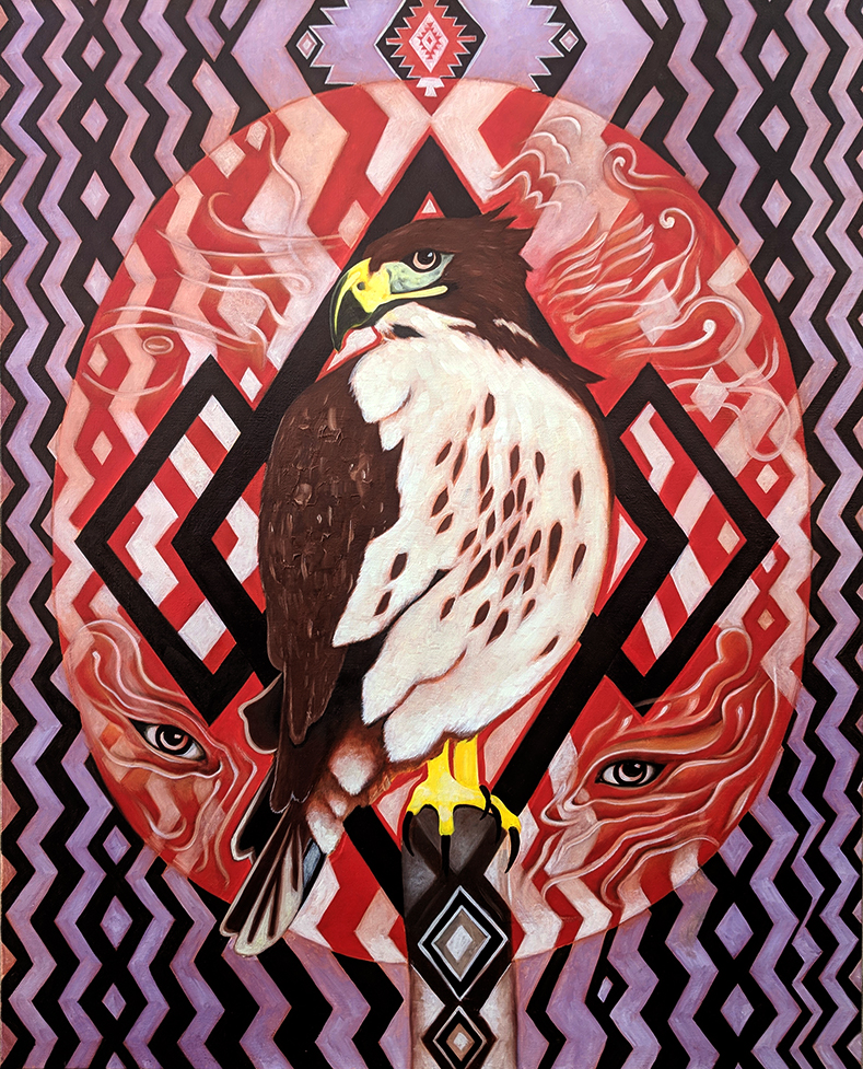 """""""Red Tail"""""""