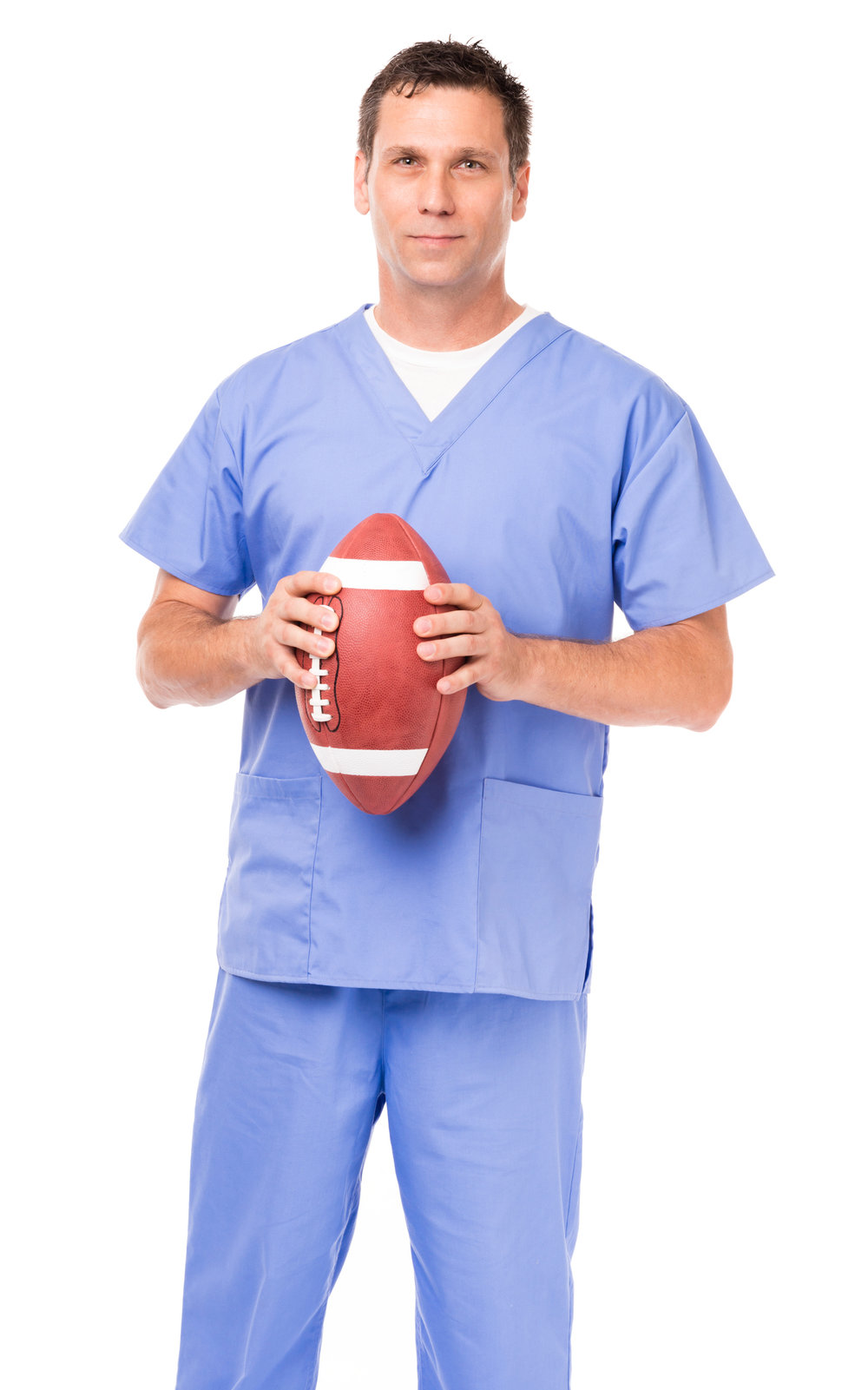 In football, the quarterback is the highest paid member of the team. -