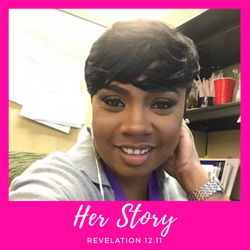 Danielle's Story  - This is Danielle and this is #herstory . My name is Danielle Pointer and I am a wife and a mother of 3. Life lately has been a struggle for me but in spite of it all I am still pushing and praising God for bringing me this far. The way my faith has been tested I don't know who would be able to stand in my shoes and still be able to not only thank God but praise him as well. But that's just who God is he keeps you in perfect peace when your whole world is falling apart.Growing up it has always been my Mother, myself and my brother. She was our Mom and our Dad she was the Mom that was our handyman, counselor, cook, Doctor, nurse, mechanic, painter and anything else that you could think of lol. She was our wonder woman so back when I had my first child and she became sick I took on the role of Mom and we help nurse her back to health. From there things didn't get better her health actually was declining, but in her most humble way she never told us she tried her best to share details but not give us too much information so that we wouldn't worry.Then came the night when she was working and had a heart attack and stroke and when they didn't think that she would make it. To see my Mom laying in that hospital bed hooked up to all types of machines that were helping to keep her here made me go over and talk to her and say hey you have a lot to live for you have your kids and your grands that can't wait to see you get up, and guess what she did.I could go on and on about how many trials she went through with her health and how she overcame all of those obstacles. I get joy knowing that in spite of GOD was still keeping her here, he knew that me and my brother and our children needed her.Fast forward to January 2016 my Mom was in the hospital (or her vacation home as she would call it lol) and was placed on the list for a heart transplant so she didn't know when she was coming home. A normal heart ejection fraction rate is anywhere from 55% to 70%, my Mom