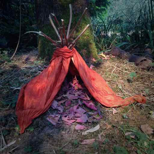 the original red tent