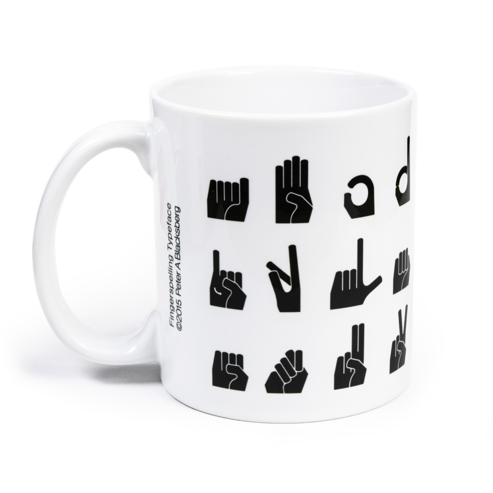 Copy of ALPHABET Mug
