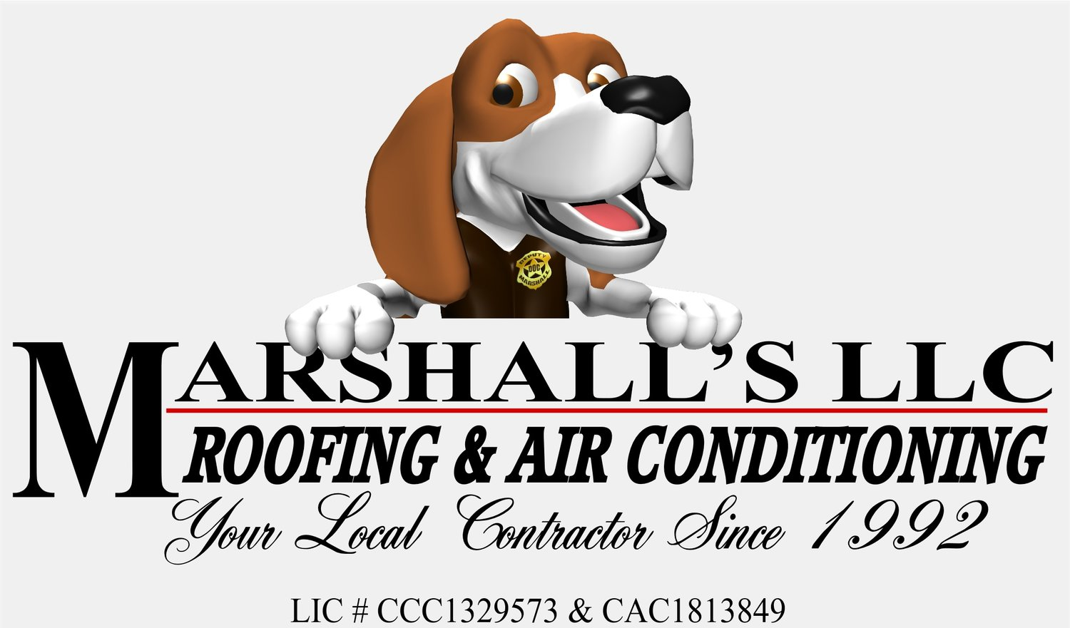 Marshall's LLC- Air Conditioning and Roofing in Lakeland and Central Florida.