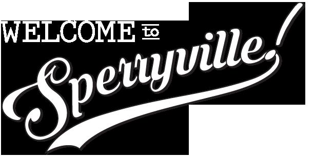 Welcome to Sperryville, Virginia!