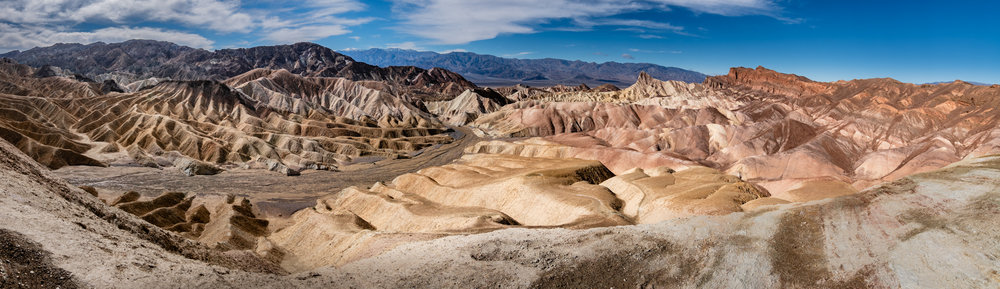 All of It - Zabriskie Point - Death Valley