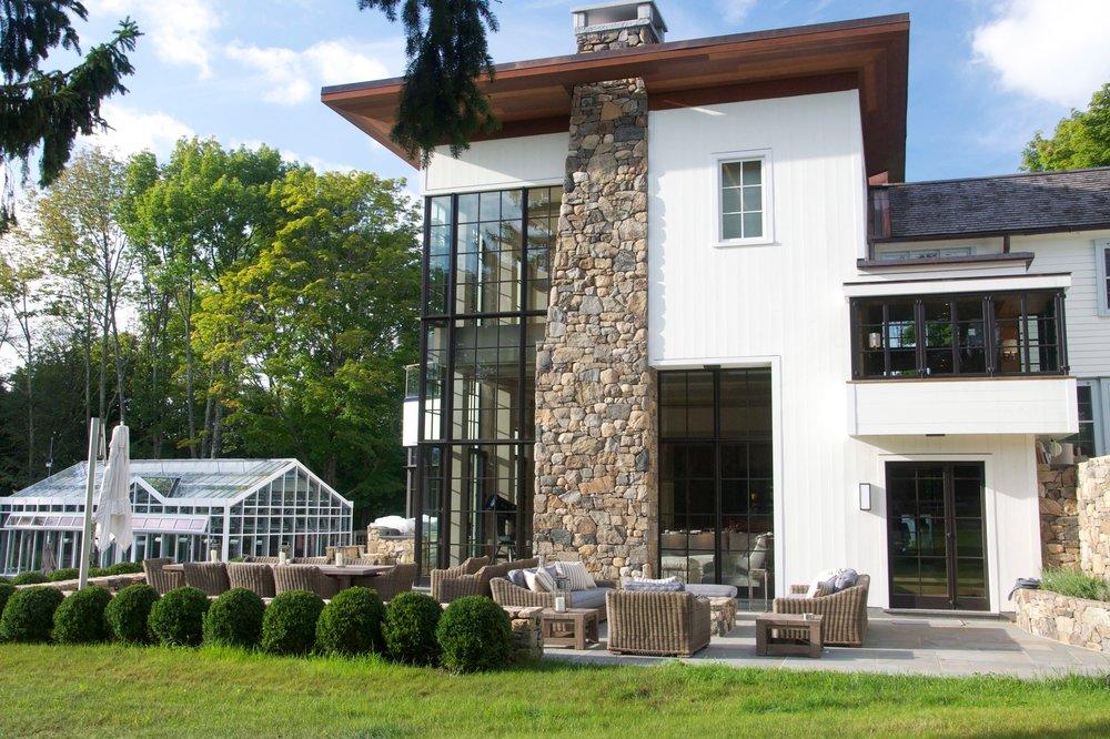 modern estate - bethlehem - CT