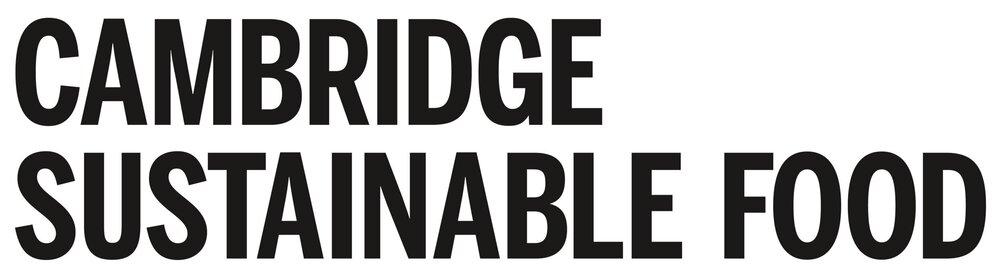 Members — Cambridge Sustainable Food