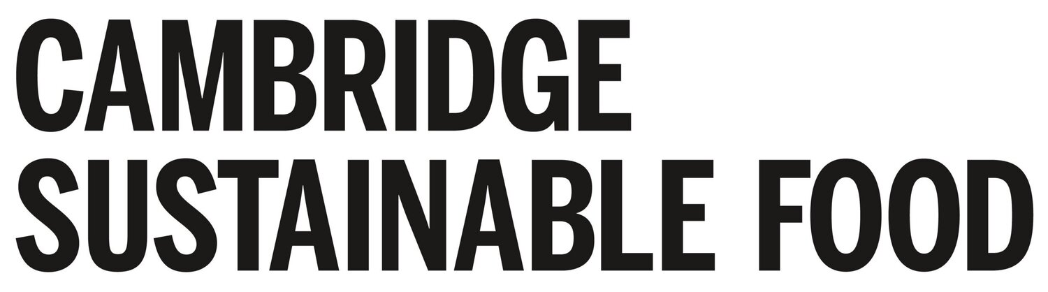 Cambridge Sustainable Food