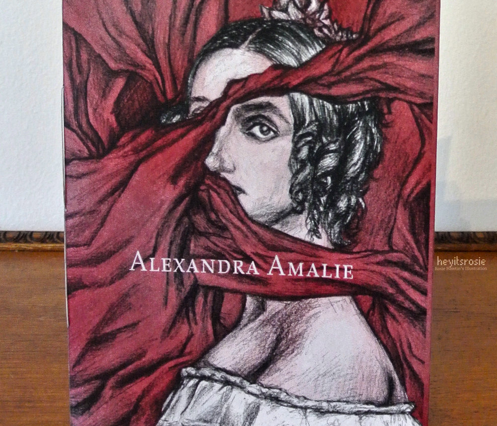 Alexandra Amalie - Cover