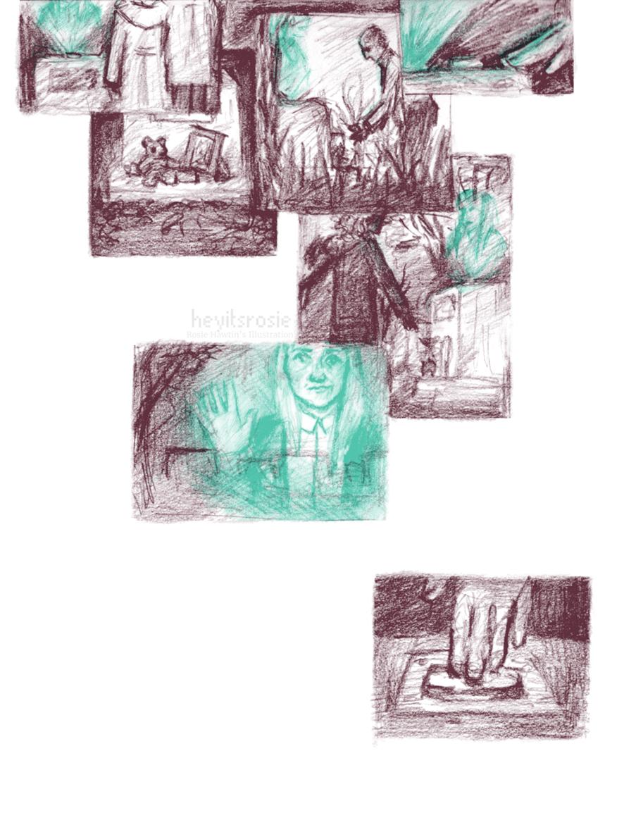Stuck Comic Page