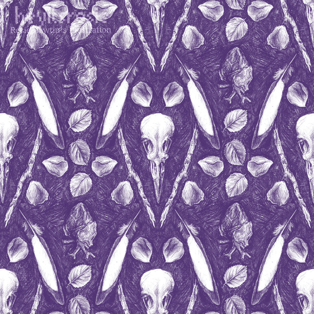 One For Sorrow Pattern