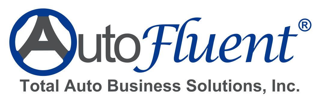 Total Auto Solutions >> Autofluent Software For Tire Dealers And Auto Service Centers