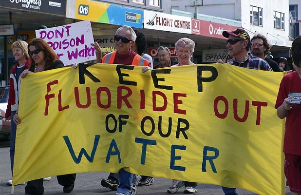 keep fluoride out of our water