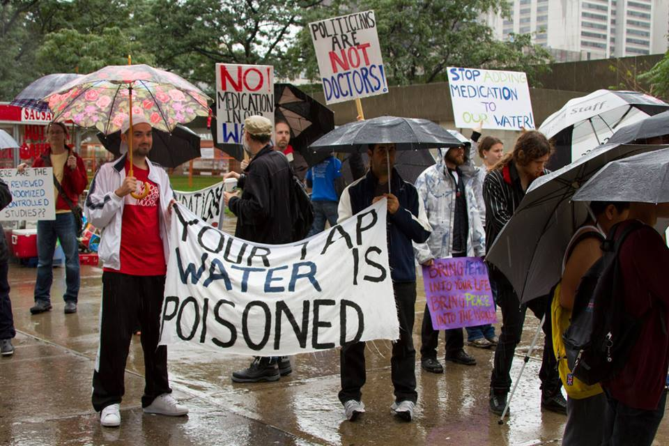 End Fluoride in Toronto