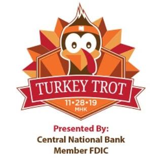 New logo for 2019 MHK Turkey Trot!