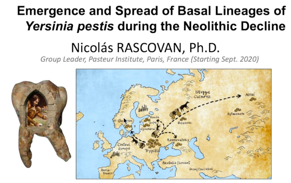 Nicolas Rascovan — JRNLclub, the online journal club