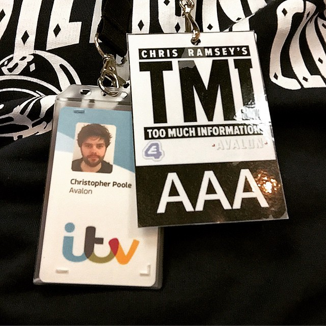 #directing #all #the #videos #on #this - #studio #record #day (at ITV Studios)