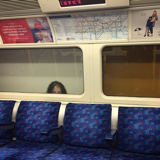 #alan #davies #has #been #following #me #around #london #again