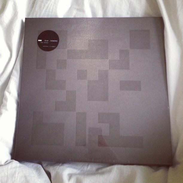 #autechre#exai#warp#vinyl#album