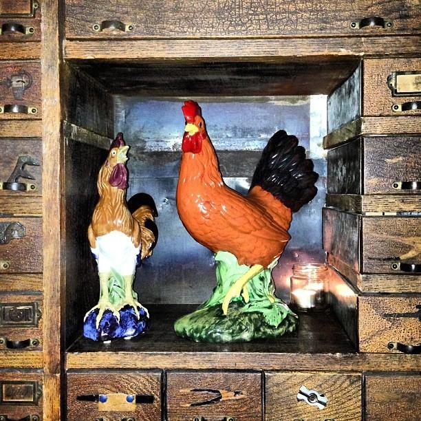 #chickenshop (at Chicken Shop)