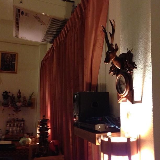 deerhead massage (at Sa-bai thai massage krabi)
