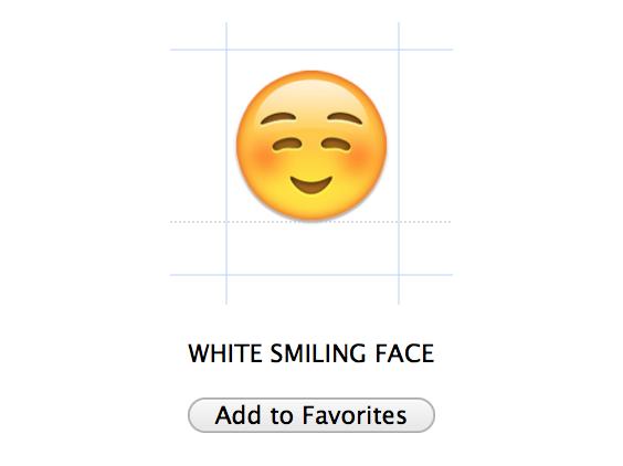y no black smiling faces?