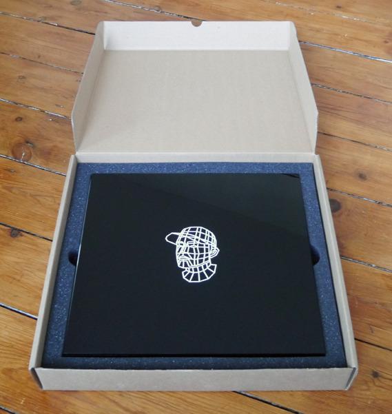 (via  Creative Review - DJ Shadow special edition deluxe box set )