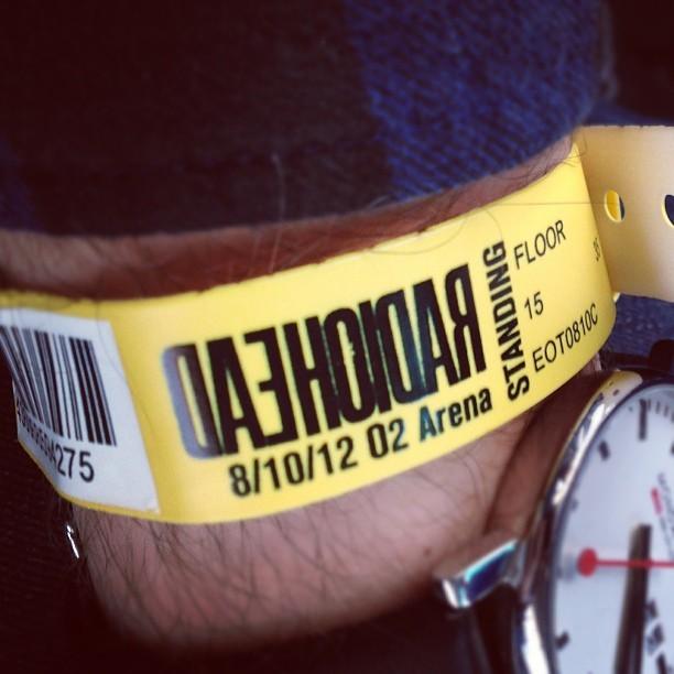 DEAHOIDAR (Taken with  Instagram  at O2 Arena)