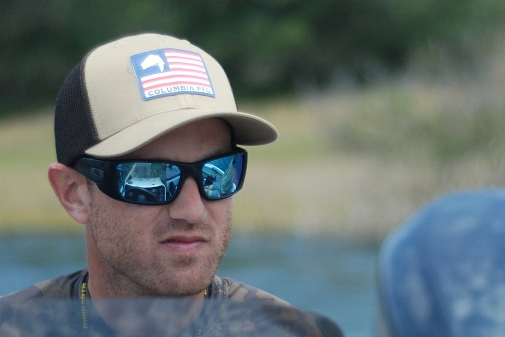 Ryan Williams - Ryan is a fly fishing guide in Northern California and has made a name for himself as being one of the top bass-on-the-fly anglers in the North State. Ryan guides for Stripers, Largemouth, Spotted Bass, and Smallmouth.