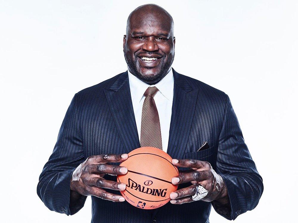 - Basketball Legend: Shaquille O'Neal