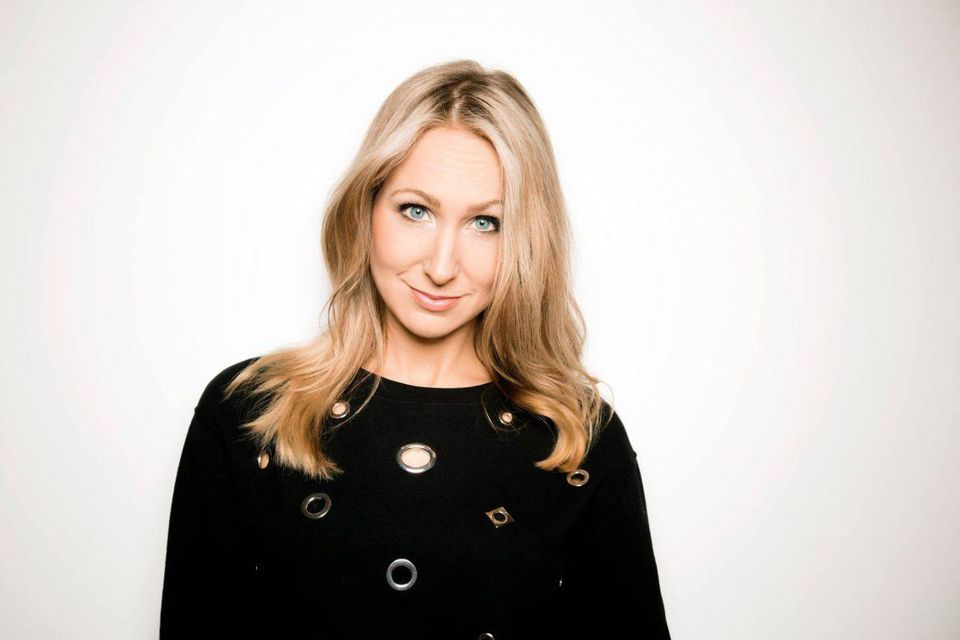 Nikki Glaser: Stand-up comedian and TV host.PHOTO BY: MINDY TUCKER