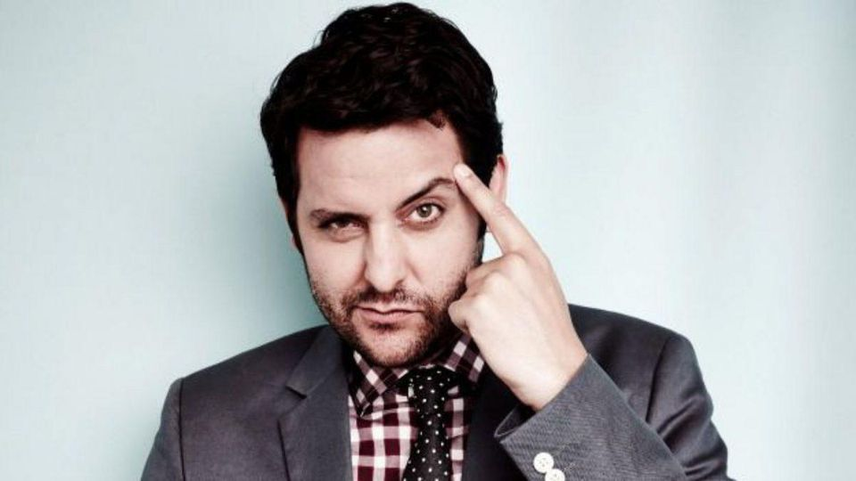 Ben Gleib: Stand-up comedian, podcaster, and TV host.PHOTO BY: MAARTEN DE BOER