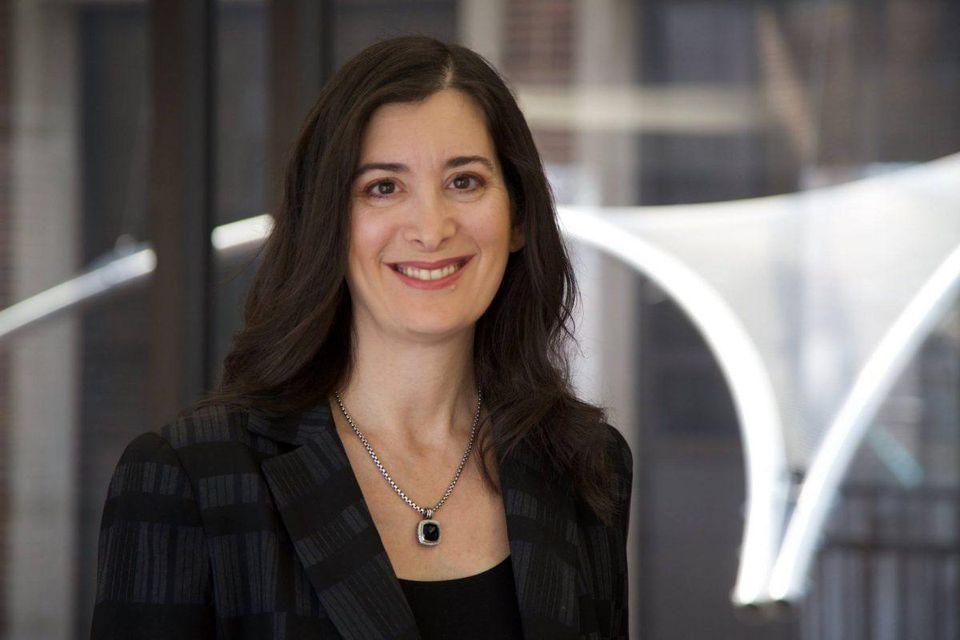 Nancy P. Rothbard, David Pottruck Professor of Management at The Wharton SchoolPHOTOGRAPHER: SHIRA YUDKOFF