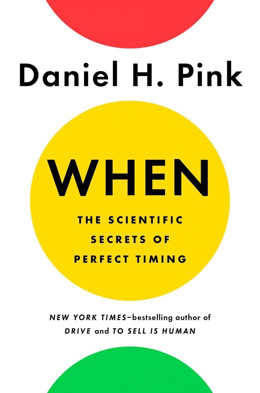 Pink's latest book: WHEN. CREDIT: REBECCA DROBIS