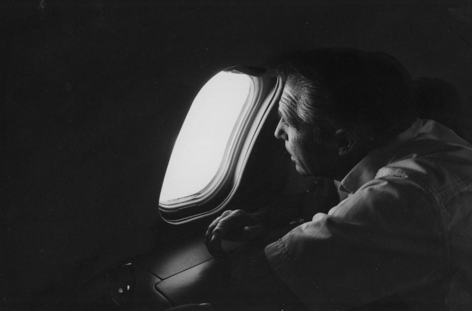 """Known as """"The World's Most Traveled Athlete"""" ™. To date, Gary Player has traveled more than 28 million air kilometers around the world during his 65-year career.  IMAGE COURTESY OF BLACK KNIGHT ARCHIVES"""