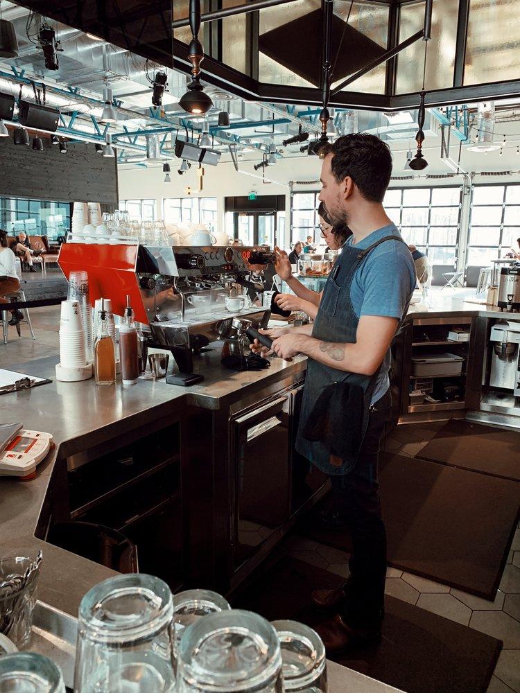 La Marzocco Cafe