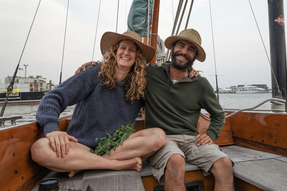Mr. Badger & Co. - Private Sailing Charter