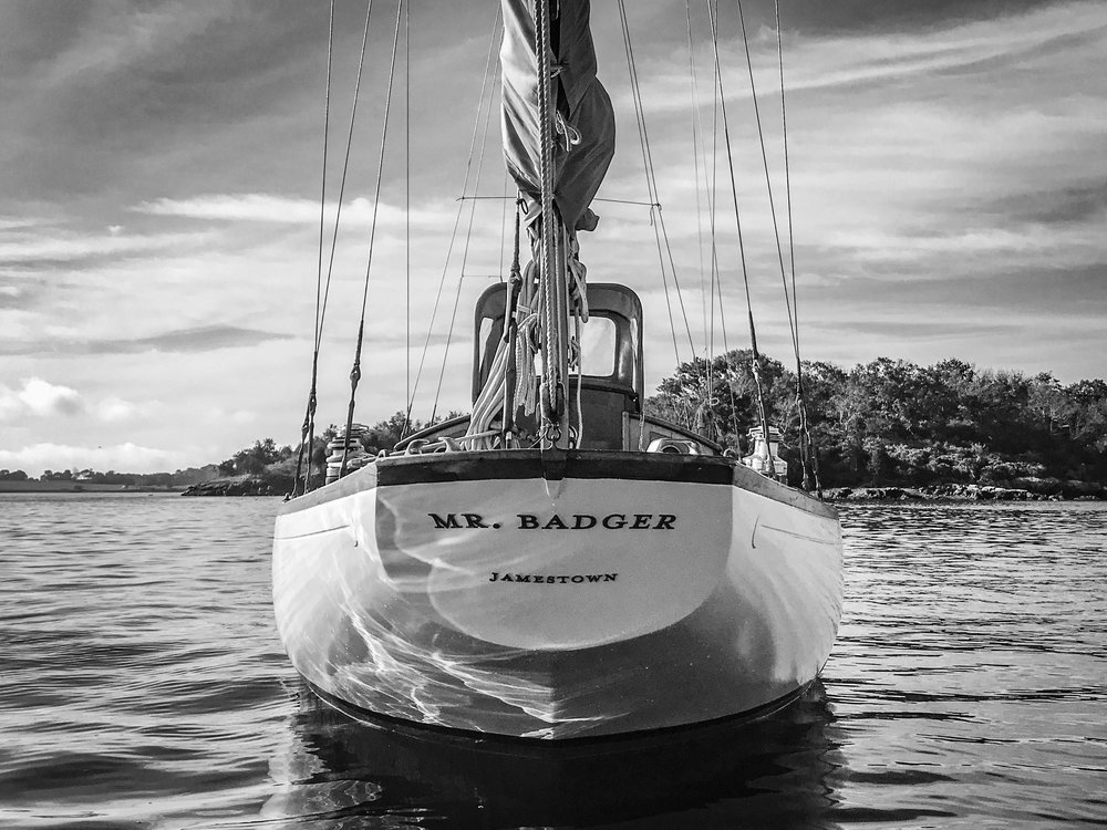 Mr. Badger & Co. - Concordia Yawl Charter