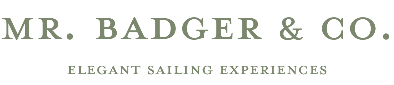 Mr. Badger & Co.  -  Private Sailing Charters - Jamestown & Newport, RI